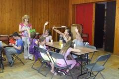 Egy nap a tánciskolában 2013.06.05.