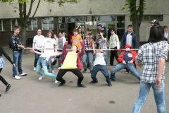 Népek táncai, tánccal a Föld körül 2011. április 19.