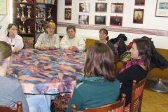 Tréning - ECDL tanfolyam résztvevőivel